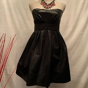 Xhilaration Strapless Cocktail Dress